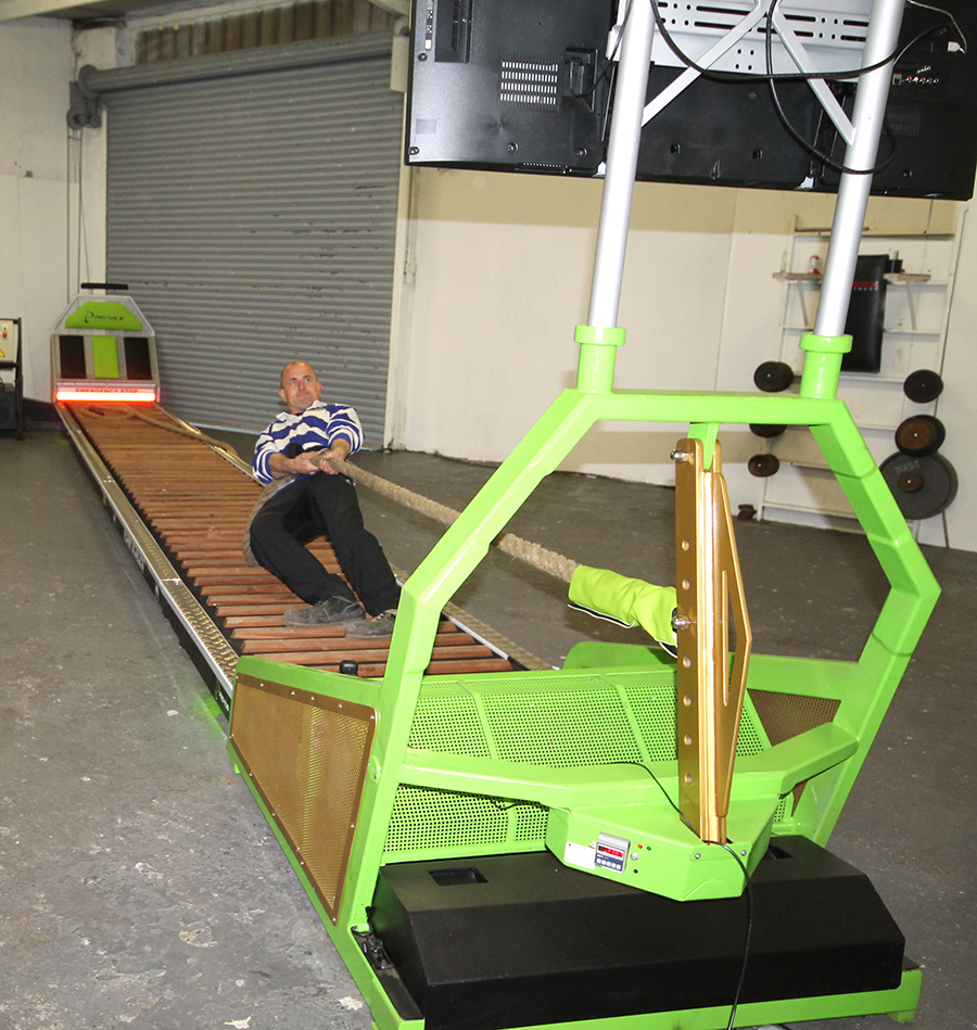 Protug Machine